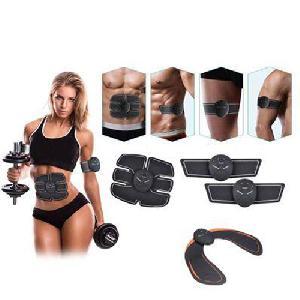 Smart Fitness EMS - 5 AZ 1-BEN IZOM TORNÁZTATÓ TAPASZ - elektromos biológiai hullámokkal Unisex