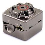 SQ8 Mini 1080P Full HD Car DVR Camera Recorder  -  BLACK