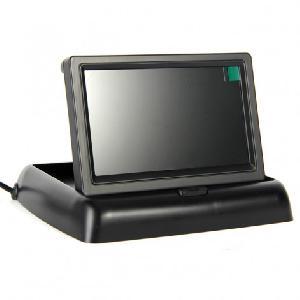 "STAND SECURITY TFT MONITOR Tolató radarhoz monitor,4.3 "" TFT színes LCD"