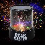 Star Master  - csillagkivetítő Csillagfény LED lámpa