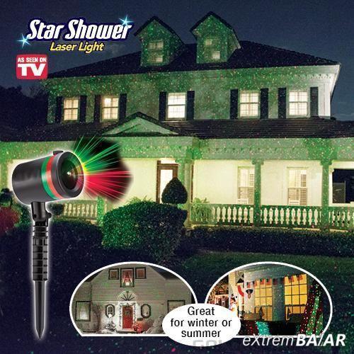 Star Shower lézer-lámpa