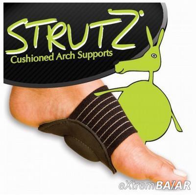 STRUTZ testtartás javító talpbetét ( lábfájás, lúdtalp és egyéb )