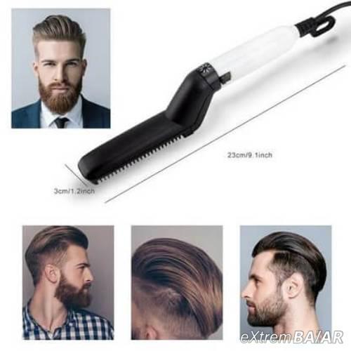 Többfunkciós fésű és szakáll-egyenesítő STYLER MEN