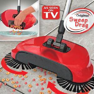 Sweep Drag Automata seprű - Csak könnyedén a mindennapokban! All In One