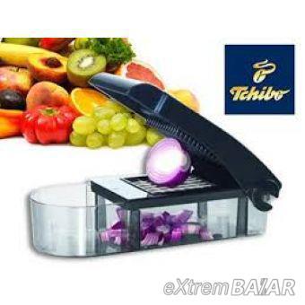 TCHIBO SZELETELŐ / TCHIBO SLICER  Fruit and Vegetable Slicer /