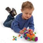 Thorn Ball Clusters ( Bunchems ) Mega Pack 300 db-os Kreatív Szett, színes formázó készlet