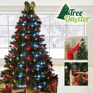 Tree Dazzler Prémium Karácsonyi Fényfüzér - Hip-Hop karácsonyi fényfűzér -