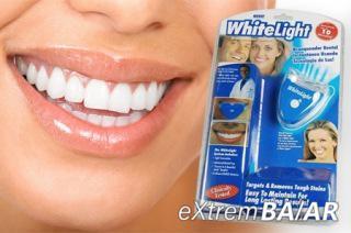 WHITE LIGHT FOGFEHÉRÍTŐ / Whitelight Tooth Whitening System /