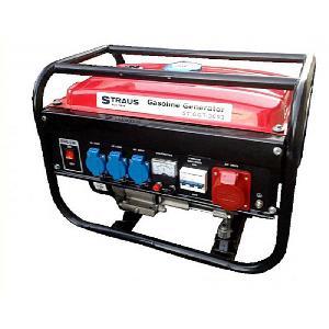 Straus benzinmotoros generátor - áramfejlesztő GGT3003 3500W 196ccm 6,5LE