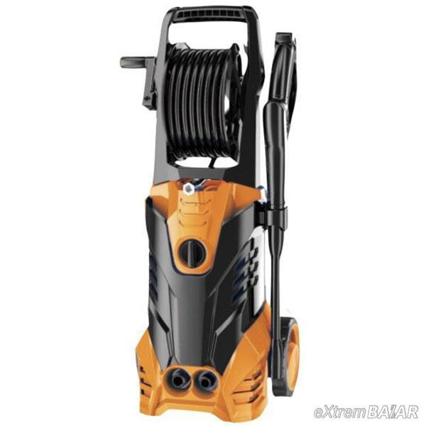 Straus Magasnyomású mosó 3500W + 8 Kiegészítők ST/HP3500-009
