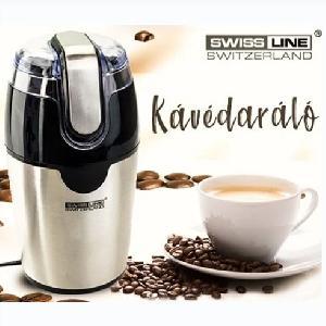 SwissLine elektromos kávédaráló SW-820S