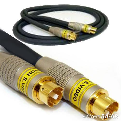 Thomson KHC015 S-Video --> S-Video Hi-Fi video kábel 1,5 m