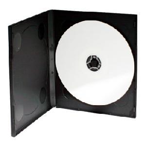 DVD tok 14x12,5cm fekete