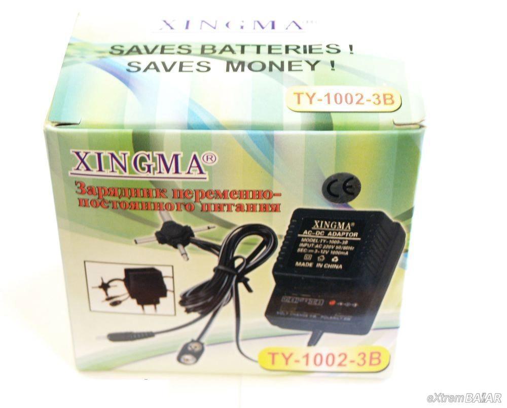 Ac -Dc adapter (Xingma) 1000 mA-ES
