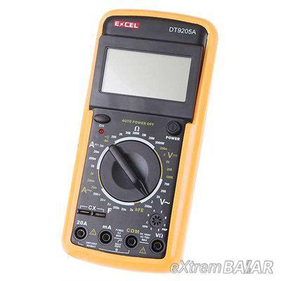 DIGITAL MULTIMETER NAGY DT9205A