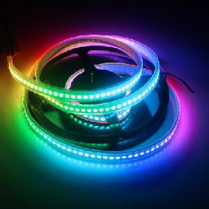 Öntapadós LED Szalag Beltéri - Kültéri Ledsorok RGB 12V, 5m, szinváltós 60 leds ip65 ( LuxRay )