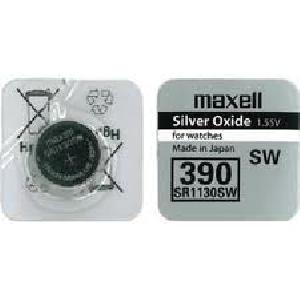 Maxell 390 SR1130SW 1.55V