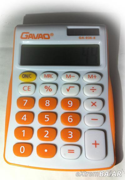 Számológép GAVAO GA-936-8