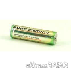 Pure Energy rechargeable AA 1.5V 1900mA /DB