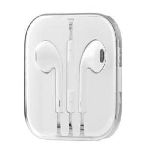 iPhone fülhallgató FEHER IN EAR 3.5 jack mikrofonos fehér utángyártott