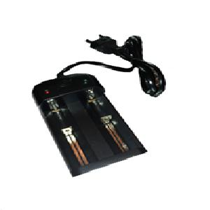 Akkumulátor töltő 2db-os hálózati ( típus: 18650)