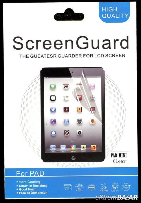Screen Guard képernyővédő fólia ( IPAD mini ) Clear