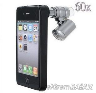 iPhone4 special microscope 60X No.9882-IP