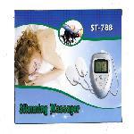 Slimming Massager ST-788 Therapy Instrument full Body mini Massager 4pcs