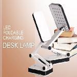 LED-es asztali lámpa ( iPhone design) tölthetõ aksival