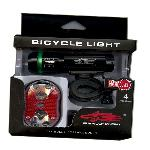 Kerékpár Fény LED Set FLY WOLF KINIGHT