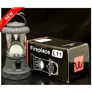 Camping lámpa Fireplace L11