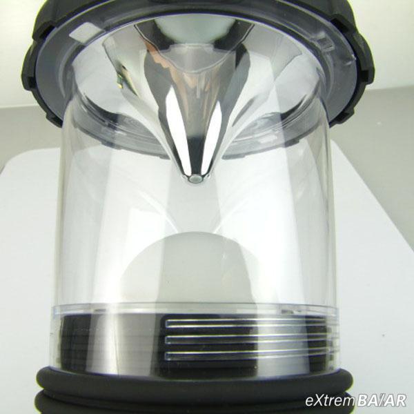 Camping lámpa JH-F15 (15 LED Bivouac világító lámpa)