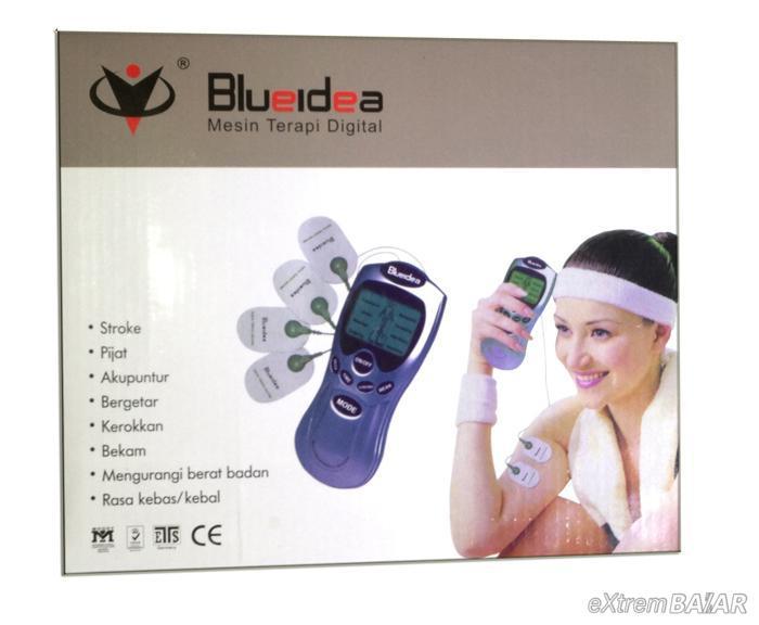 BLUEIDEA mesin Digital Therapy Machine Item: 2008B