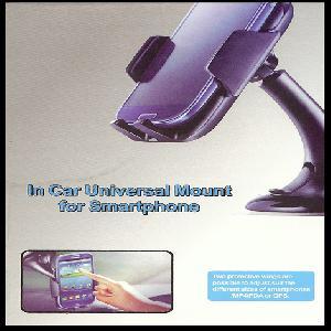Univerzális telefon tartó (new) In Car Universal Mount for Smartphone MP4/PDA/GPS