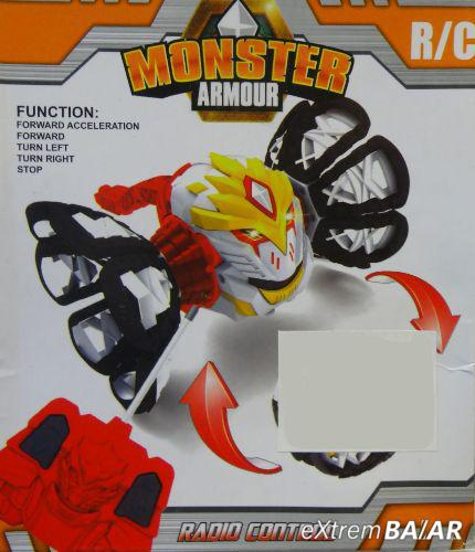 Monster Armour Rc Távirányítású Robot