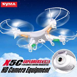 Drón Syma X5C Kamerás quadcopter 2,4 Ghz