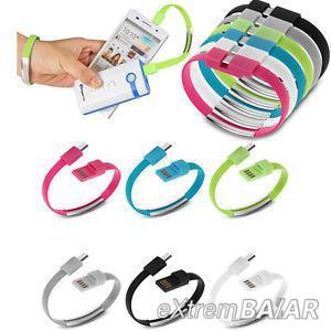 Karszalag Micro USB adat kábel  / Samsung ...