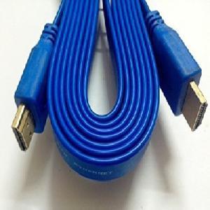 HDMI kábel 1.4 verzió 3D Full HD 1080p kábel 3méter SÖTÉTKÉK