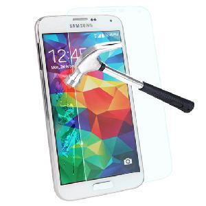 Edzett üveg kijelzővédő fólia Galaxy S5  * Tempered Glass Screen Protector - Galaxy S5 *