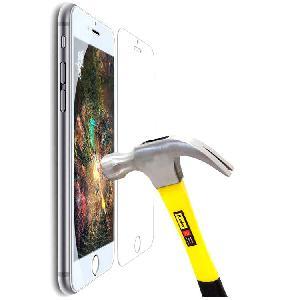 Edzett üveg kijelzővédő fólia iPHONE 6 Plus * Tempered Glass Screen Protector - iPHONE 6 Plus *