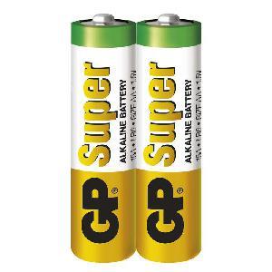 GP SUPER alkáli elem micro ceruza AAA (LR03) 2 DB / CS