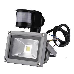 LED reflektor Energy saving 10 Watt-os ( mozgásérzékelővel )