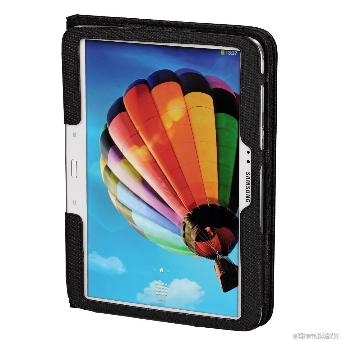 """HAMA """"Arezzo"""" védőtok Samsung Galaxy 3,  10.1-hez  black NO: 00124232"""