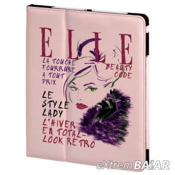 "Hama ELLE ""Lady in Pink"" Portfolio for Apple iPad 2-4, pink 00104677"