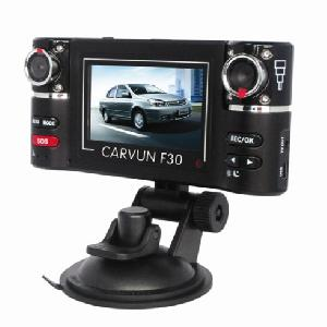 Autó DVR Carvun F30 HD kamera -  Dual Lens