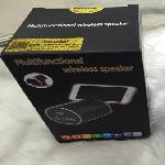HF-Q9 Bluetooth vezeték nélküli mini hordozható hangszóró, FM rádió TF Card USB  Smart Phone állvány /Pill Pulse Rugby/
