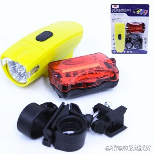 kerékpár LED lámpa szett KK-860