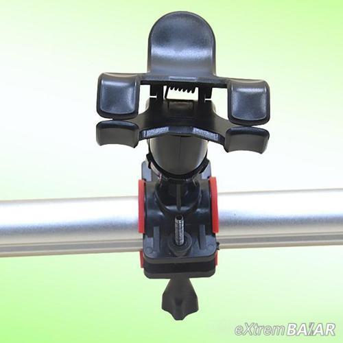 Kerékpár mobiltelefon tartó Univerzális 360 fokban forgatható BIKE PHONE SUPPOET