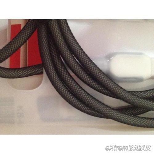 MICRO USB Cable 1.5 m szinkron, nagyteljesítményű adatkábel 5FT High Speed KS-U305