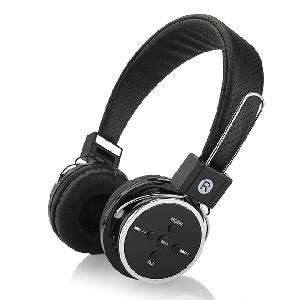 Bluetooth vezeték nélküli sztereó fejhallgató B-05 FM sztereó mp3 mikrofonnal